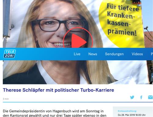 Tele Züri über Turbo-Karriere von Therese Schläpfer